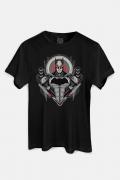 Camiseta Masculina Liga da Justiça Snyder Cut - Batman Pose