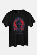 Camiseta Masculina Liga da Justiça Snyder Cut - Darkseid Pose