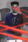 Camiseta Masculina Liga da Justiça Snyder Cut - Darkseid vs Liga