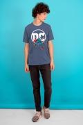Camiseta Masculina Logo DC Superman