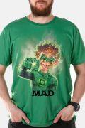 Camiseta Masculina MAD Lanterna Verde