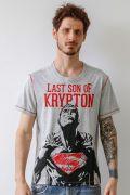 Camiseta Masculina Superman Son of Krypton