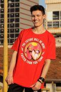 Camiseta Masculina The Flash Futuro