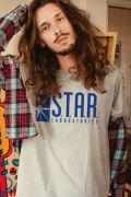 Camiseta Masculina The Flash STAR Laboratories