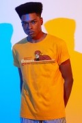 Camiseta Masculina The Flash The Crimson Come