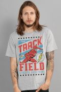 Camiseta Masculina The Flash Track & Field
