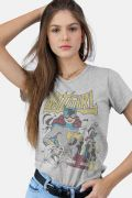 Camiseta Power Girls Batgirl