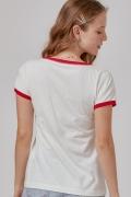 Camiseta Ringer Feminina Not Your Average Girl