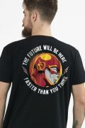 Camiseta Unissex The Flash Faster