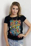 Camiseta Feminina DC Comics Originals