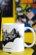 Caneca Batman 80 Anos Morcego de Gotham