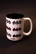 Caneca Batman O Mundo
