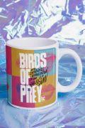 Caneca Birds of Prey Harley Quinn Silhueta - Aves de Rapina