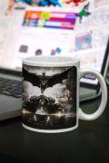 Caneca Batman Arkham Knight Action