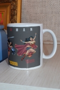 Caneca Mulher Maravilha Fases