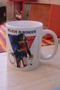 Caneca Mulher Maravilha Wonder Woman 80 Anos