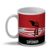 Caneca Superman The Man Of Steel
