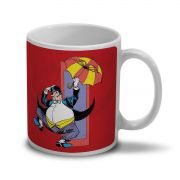 Caneca The Penguin Umbrella