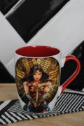 Caneca Wonder Woman Movie Sword on Hands
