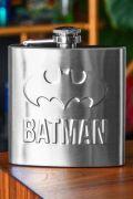 Cantil de Inox Batman Logo