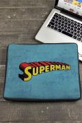 Capa de Notebook Superman Logo  Clássico