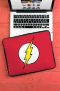 Capa de Notebook The Flash Logo