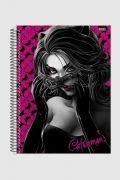 Caderno Catwoman Mask 1 Matéria
