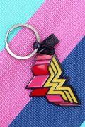 Chaveiro de Metal Wonder Woman Logo Classic