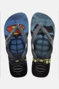 Chinelo Masculino Batman vs Superman God Vs Man