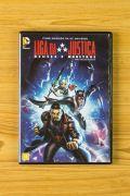 DVD Liga da Justiça Deuses e Monstros