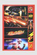 Caderno The Flash Serie Fire 10 Matérias
