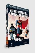 Graphic Novel Batman/Superman/Mulher-Maravilha: Trindade