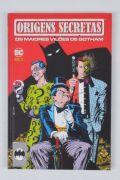 Graphic Novel DC Origens Secretas - Os Maiores Vilões de Gotham