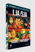 Graphic Novel Liga da Justiça da América/SJA: Vícios e Virtudes ed. 64