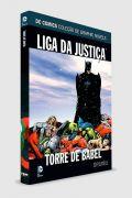 Graphic Novel Liga da Justiça: Torre de Babel