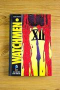 Graphic Novel Watchmen Edição Definitiva