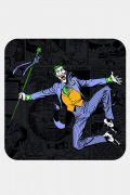 Kit Para Mesa Batman 4 Placas de Jogo Americano + 4 Porta Copos