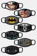Kit com 7 Máscaras Batman