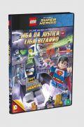 DVD Lego Liga da Justiça VS Liga Bizarro