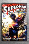 Graphic Novel Superman Sem Limites