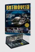 Miniatura Batmóvel ed.12 - Dark Knight Movie: Batpod + Revista