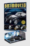 Miniatura Batmóvel ed.13 - Batman: #575 + Revista