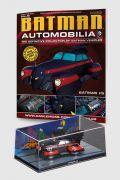 Miniatura Batmóvel ed.9 - Batman #5 + Revista