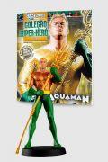 Miniatura Boneco Aquaman ed.31 + Revista