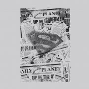 Moletinho Mescla Superman Planeta Diário