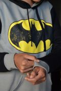 Moletom Feminino Batman Logo