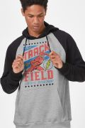 Moletom Raglan The Flash Track & Field