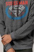 Moletom Superman Logo Shield