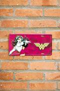 Placa de Parede Wonder Woman Power