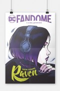 Pôster Fandome Ravena